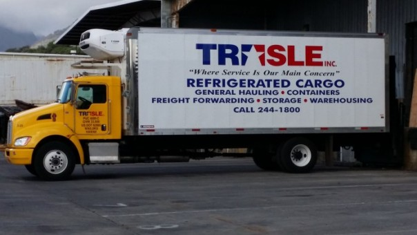 Inter-Island Freight